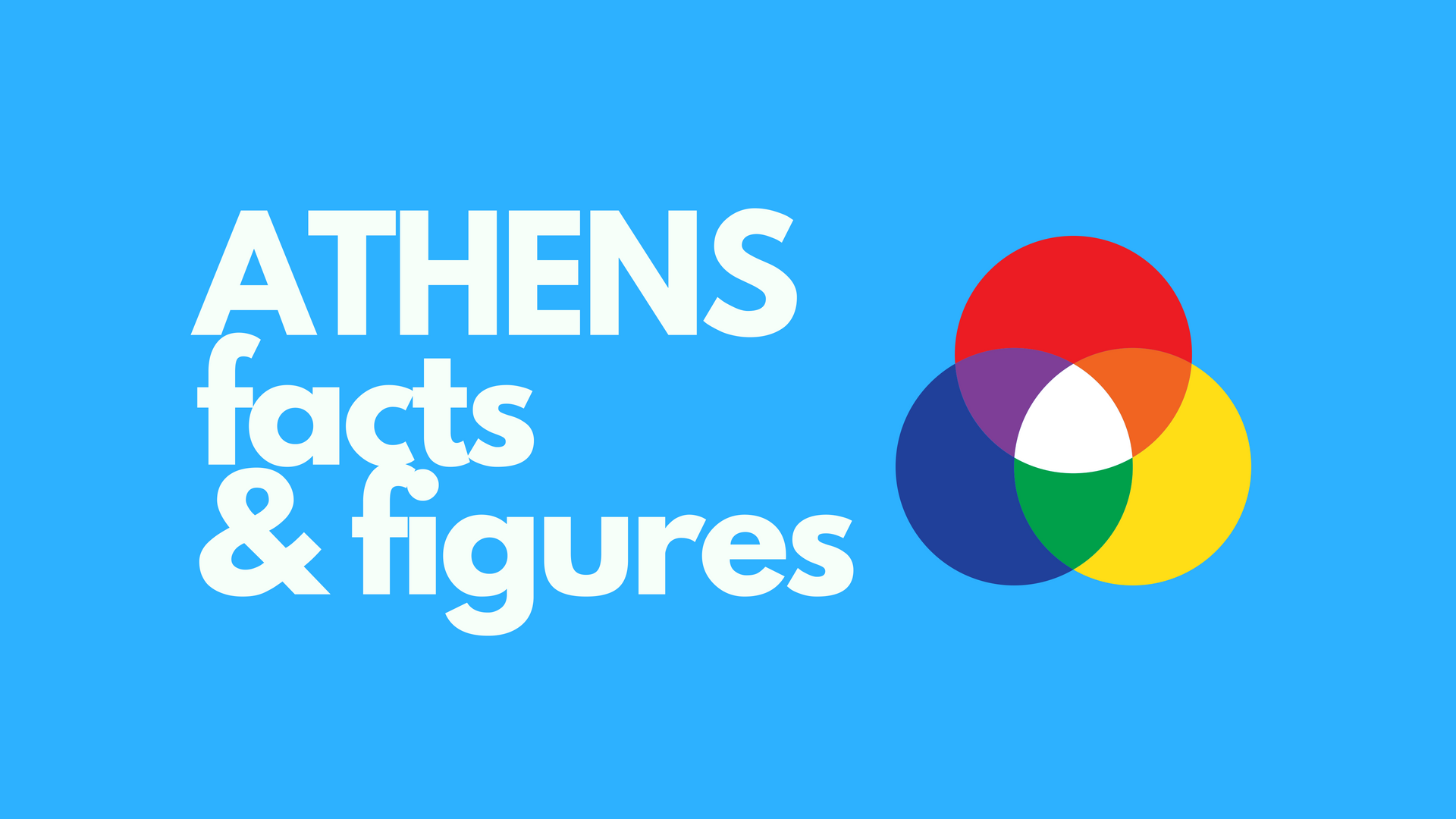athens facts & figures